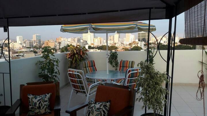 Habitación 1 en Lima-Perú.
