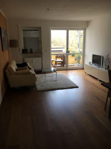 New, modern 2-room flat - Ingolstadt - Apartemen