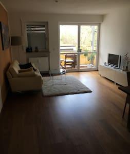 New, modern 2-room flat - Ingolstadt