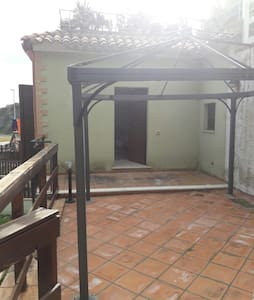 Bilocale autonomo con terrazzo panoramico - Copanello