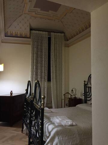 Vista 1 camera da letto