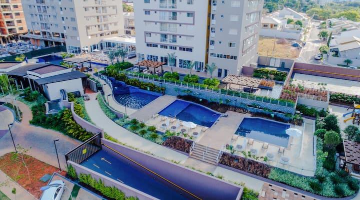 Apartamento Luxo Evian