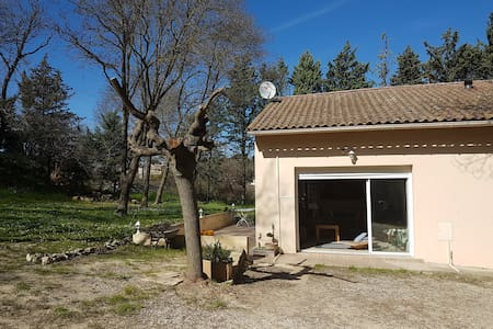 Jolie maison de campagne au nord de Montpellier - La Boissière - Σπίτι