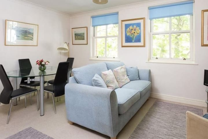 Flat close to the City centre.