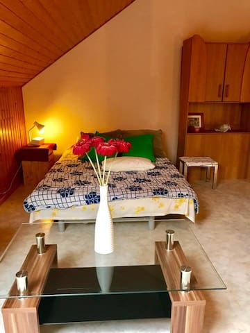 KIRCHBERG PERFECT HOME with FREE Sauna (Attic) - Luxembourg - House