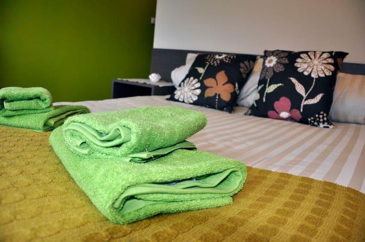Ładny pokój dwuosobowy w centrum - Szczecin - House