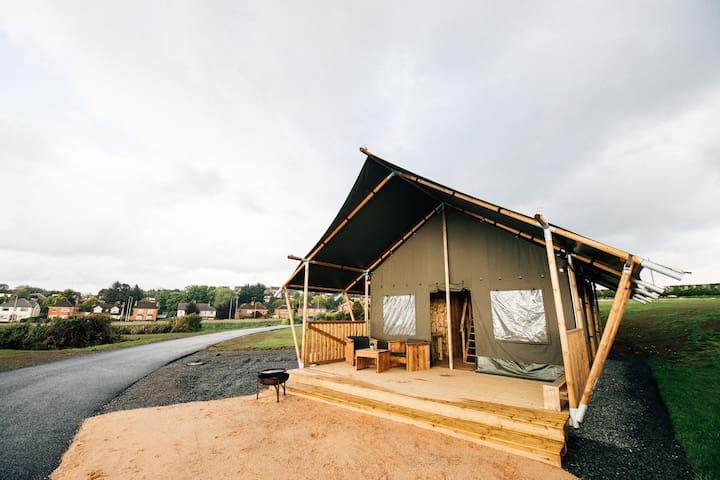 Let's Go Hydro - Luxury Safari Tent
