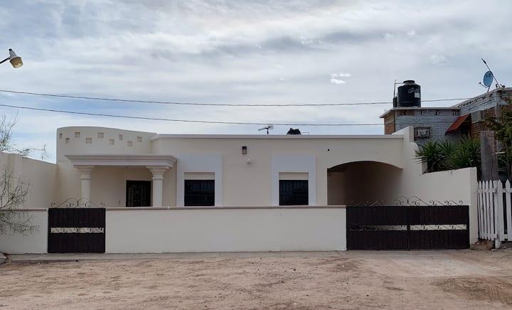 Se renta casa en playa norte Las Bocas