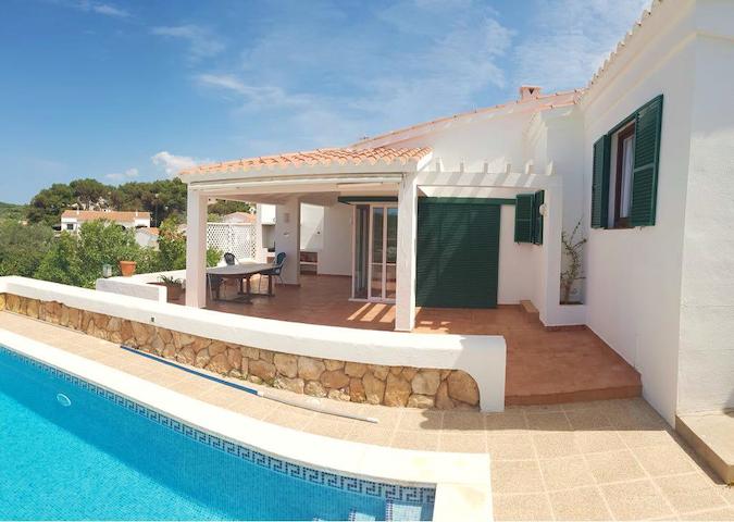 4 Bedroom Villa With Swimming Pool, Menorca