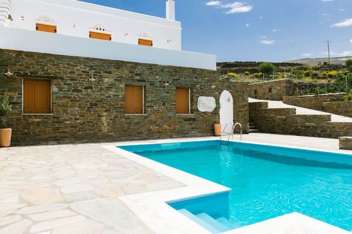 Imarkellis Boutique Villas - Villa Philoxenia