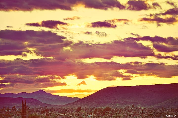 Mojave Desert Retreat Events (Filming/Photo) - Yucca Valley - Bed & Breakfast