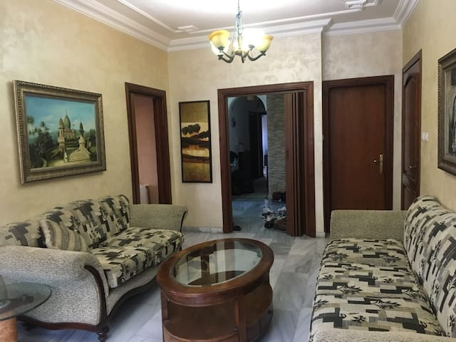 Spacious Apartment in the Heart of Weibdeh