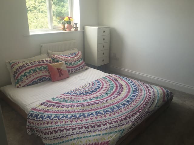 Double/Twin Bed near Central London - London