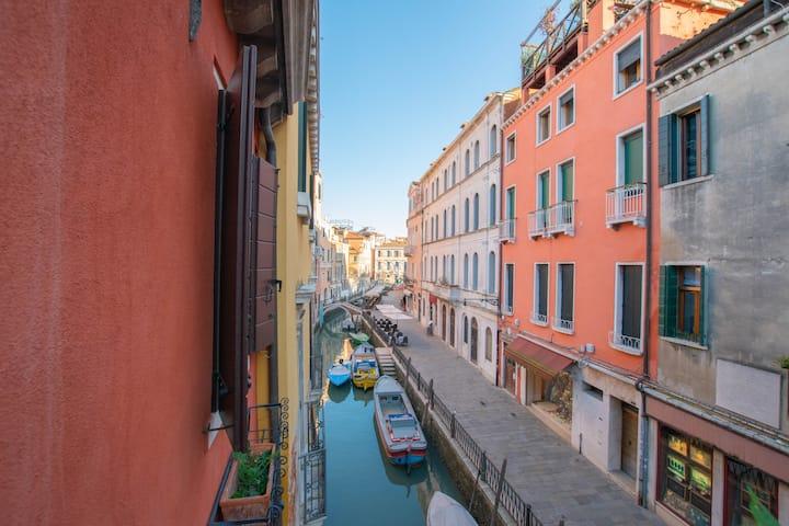 Ca'Nicola Luxury appartamento con vista sul canale