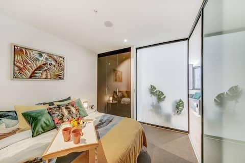 Magnificent apartment plus easy transport access