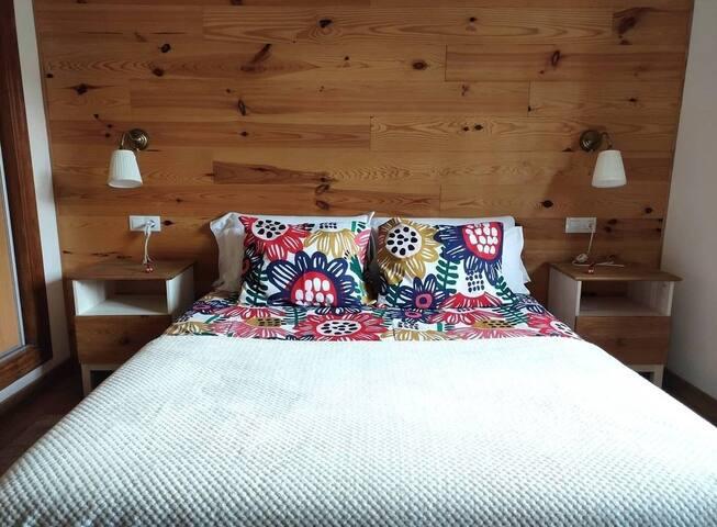 Dormitorio 1 cama 1,50