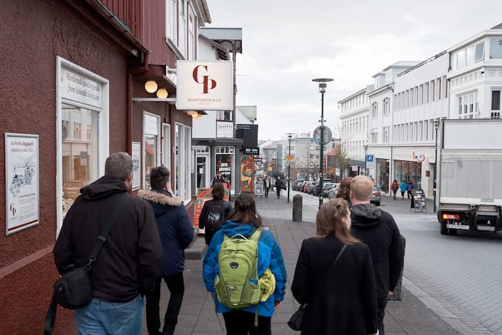 Explore Iceland's history