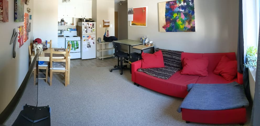 Cozy Student Apartment near Downtown