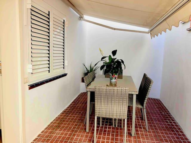 Apartamento acogedor, La Caleta de Adeje. WIFI