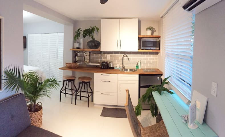 Lovely and comfy studio in the heart of Miami