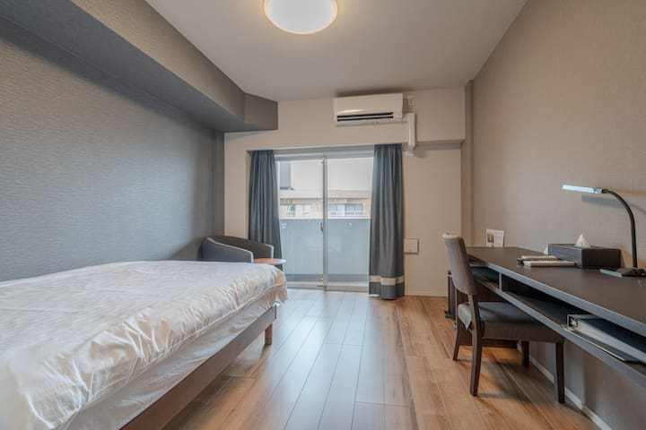 (A502) Feel at Home, 3 Min Walk from Station