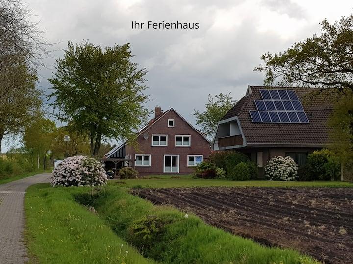 Ferienwohnung/App. für 4 Gäste mit 80m² in Aurich (123107)