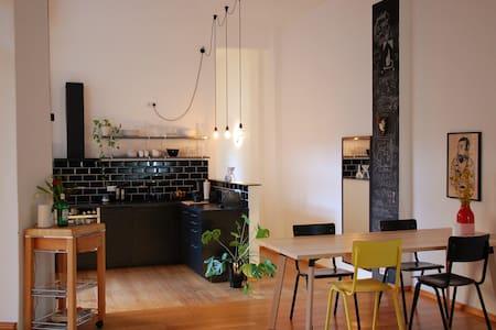 Moderne Loft in Kreuzberg