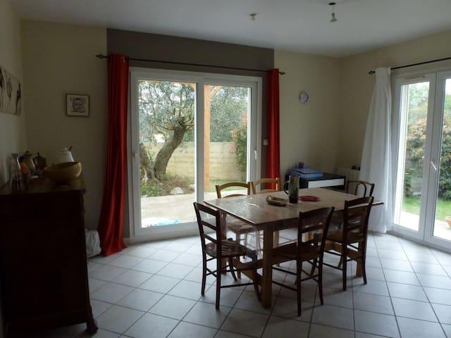 Belle villa, entre vignes et rivière - Gignac