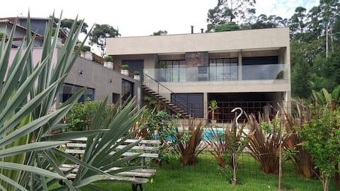 Casa Campo em Condomínio Itupeva