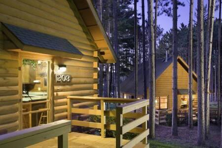Top 20 wisconsin dells vacation cabin rentals and cottage for Cabins in wisconsin dells for rent