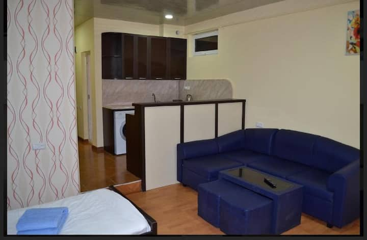 Studio Apartment w Queen Bed N4