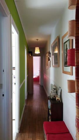 appartement parisien lumineux pour 4 personnes - Paris