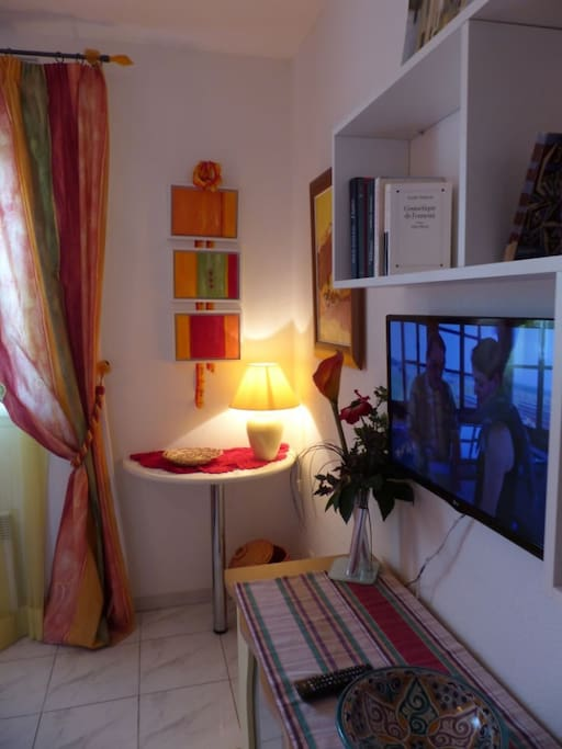 Confort proche de tout climatisation wifi parking for Climatisation appartement