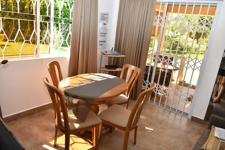 Sitting area - Ground Floor