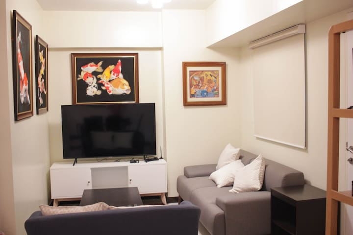 Fully Air Conditioned 3BR w/ Wi-fi, Parking in QC