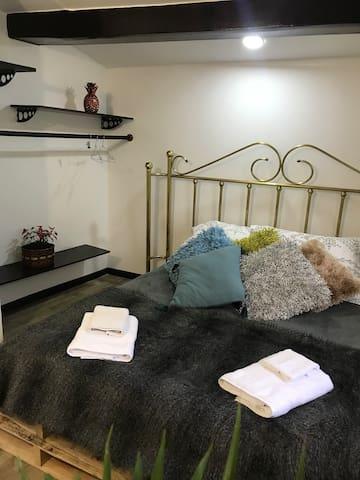 Styled room in Bogota Multi-unit House
