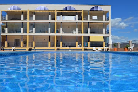 New apartment at 5min from the beach - Calarreona