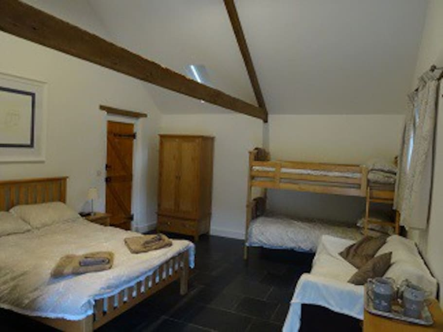 The Stables Room