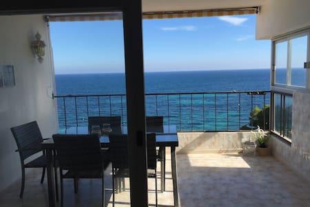 Frontline apartment in Palmanova - Palmanova