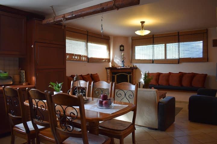 Neoclassic Apartment