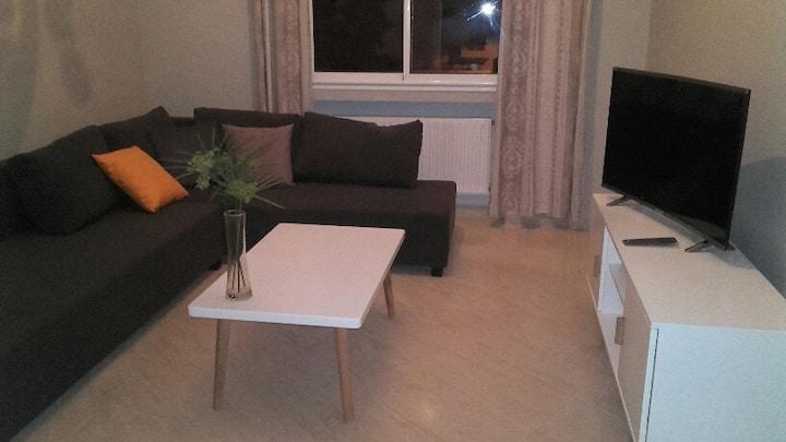 Appartement chaleureux et accueillant