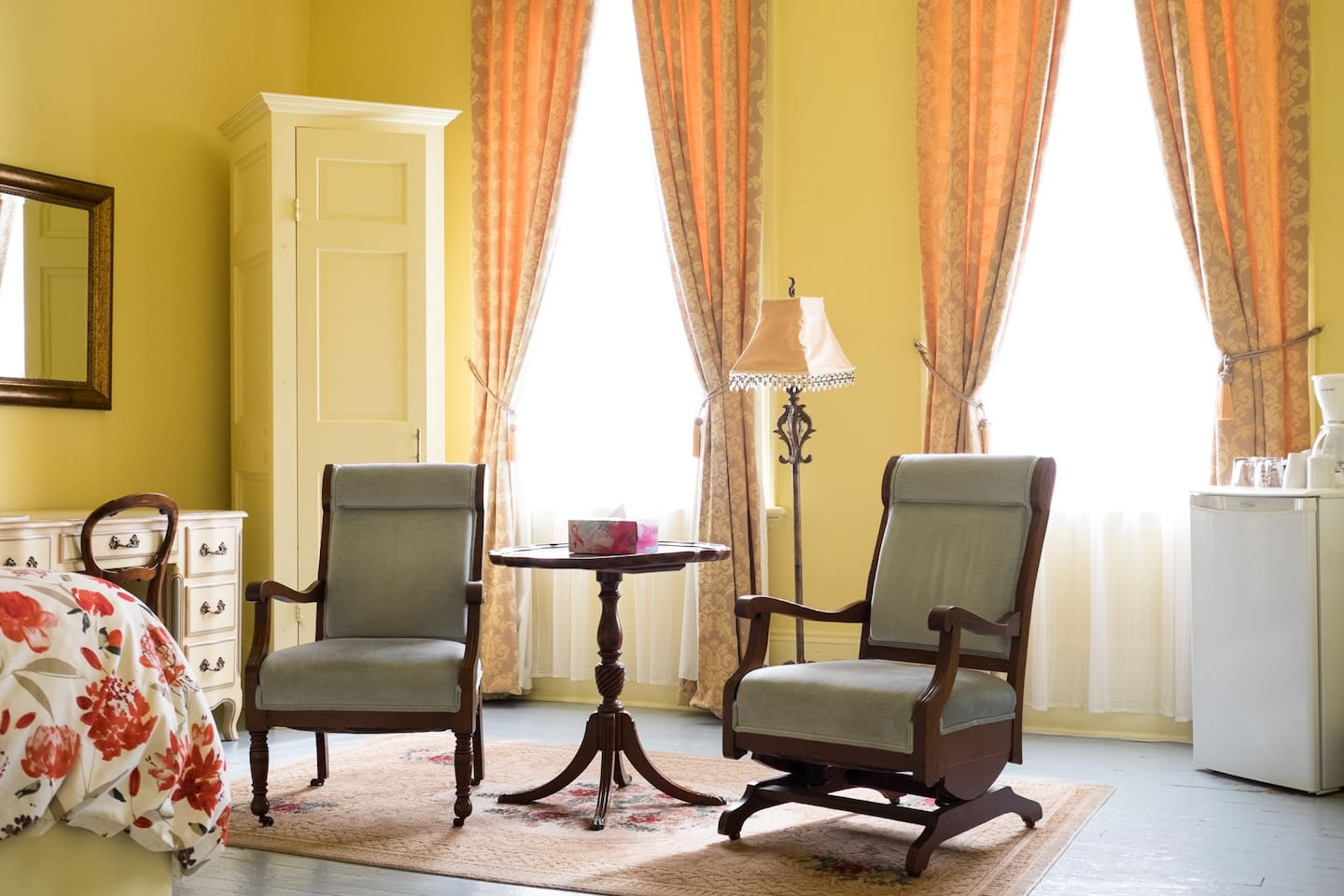 Riverview Room | Sitting area