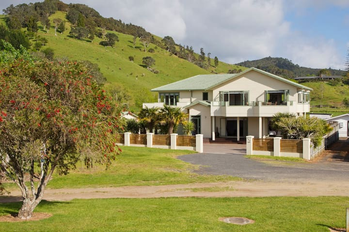 Beach Cove - Stunning beach front property - Whitianga - Departamento