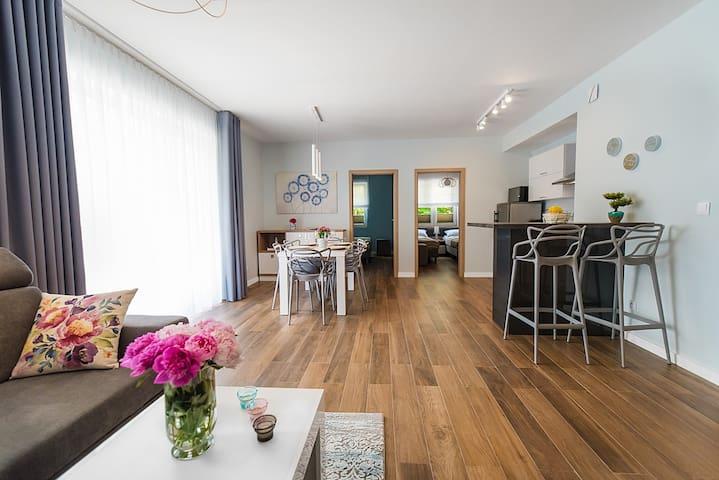Apartament Silence&Sea