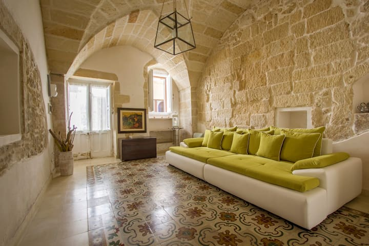 Luxury Independent Suite in Lecce - Lecce - Apartment