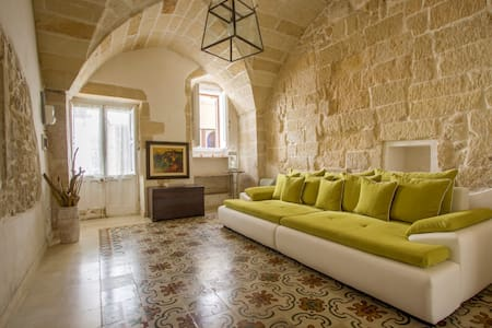 Independent Suite in Lecce - Huoneisto