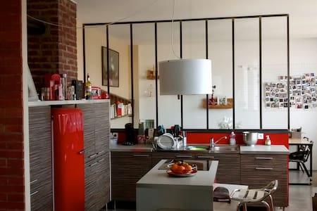Loft @ Paris-Aubervilliers - Aubervilliers