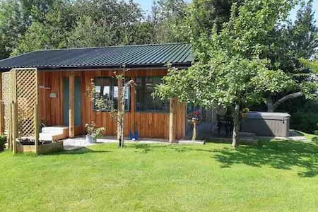 The Hankir Bay-Stunning Log Cabin in Cawdor