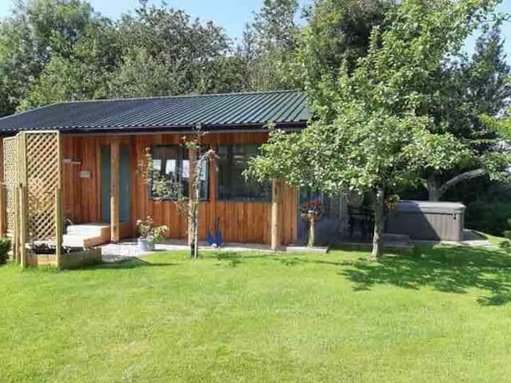 The Hankir Bay-Stunning Log Cabin in Cawdor