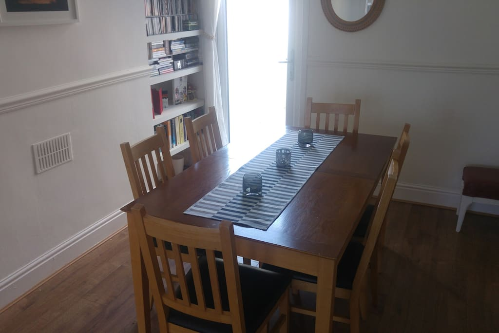Dining Table - seating six